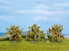 Trees of Noch H0, TT, N (25114): 3 Orange Trees