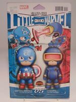 Giant Size Little Marvel AVX #1 Variant Action Figure Cover Comics vf/nm CB1321