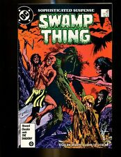 SWAMP THING 48 (9.4) ALAN MOORE DC (b038)
