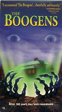 The Boogens (1981) VHS rare horror abandoned mine shaft monsters Rebecca Balding
