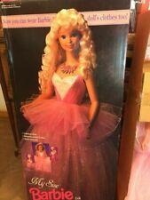 My Size Fabulous looks 1992 Barbie Doll