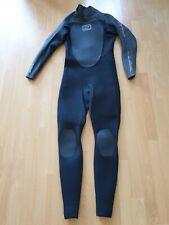 Billabong 4//3mm FORNO assoluto sul petto con zip Surf Gear WETSUIT-Blu Tutte Le Taglie