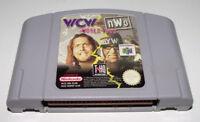 WCW Vs NWO World Tour Nintendo 64 N64 PAL