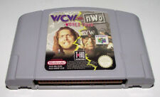 WCW Vs NWO World Tour Nintendo 64 N64 PAL