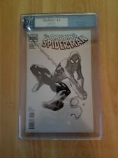 AMAZING SPIDER-MAN #669 PGX 9.8 ARCHITECTS SKETCH variant Marvel Comics