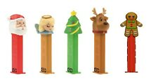 New Winter Stars XMAS Pez Dispensers Choice of 5 Different Characters +2 Refills