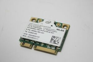 Dell Latitude E6540 Laptop Wireless Bluetooth Wi-Fi Card 5K9GJ 05K9GJ N 6235