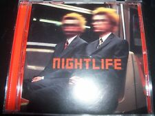 Pet Shop Boys ‎– Nightlife (Australia) CD