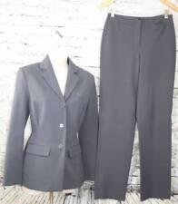 THE LIMITED Suit Gray slim Blazer/Pants Travel/Career Ponte Stretch XS  27x31