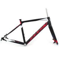 2016 Felt Z75 Disc Matte Black 56Cm // Road Bike Frame Frameset