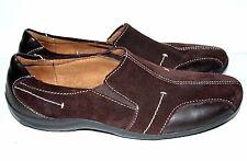 Natural Soul by Naturalizer Francis SUede Shoes sz 7.5 M EUC