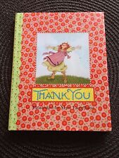 """Mary Engelbreit Hard Cover Book 1993 """"Thank You"""" Illustrated By Me New"""