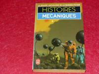 [BIBLIOTHEQUE H. & P.-J. OSWALD] HISTOIRES MECANIQUES COLL. GASF SF 1985 EO
