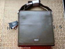 Leather Messenger/Shoulder Bags for Men with Audio Pocket