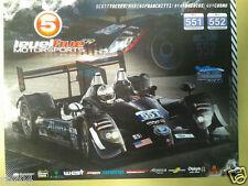 ALMS 2013 Grand Prix of Baltimore Level 5 Motorsports LMP2 Hero Card  Guy Cosmo