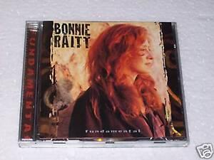 CD - BONNIE RAITT - FUNDAMENTAL - Capitol 1998