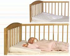 Stützkissen / Kissen für Kleinkinder atmungsaktiv für den gesunden Babyschlaf