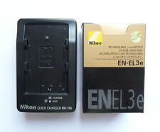 Battery EN-EL3e + MH-18a Charger for Nikon Camera D50 D70 D80 D90 D100 D200 D300