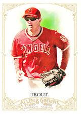 2012 Topps Allen & Ginter Complete Base Set #1-300 Harper Trout Darvish