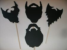 DIY Duck Dynasty Prop Set Beards ~Birthdays, Silly Photos (2021D)