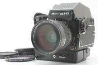 【N MINT-】 Mamiya M645 1000S w/ Sekor C 45mm f2.8 PD Finder Grip from JAPAN U027