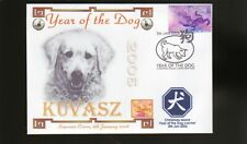 Kuvasz Year Of The Dog Souvenir Stamp Cover 3