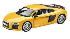 Original Audi R8 V10 Kit de Montage 1:24 Jaune-Vegas Collectible Audi R8 1:24