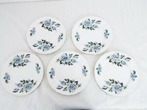 Royal Sutherland - Vintage Bone China - Set of 5 - 11 inch Dining Plates