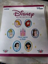 Brother Embroidery Card (Disney)