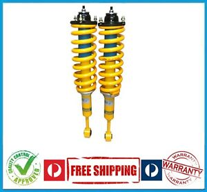 FRONT 3INCH-75MM BILSTEIN READY STRUTS FITS TOYOTA HILUX 4X4 05-15