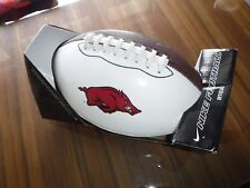 New Nike Football official Arkansas Razorbacks Hogs College