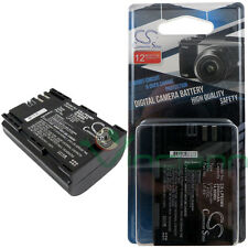 Batería alta calidad cámara LPE6 X-Longer para CANON EOS 70D eos 6D 2000mAh