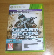 Jeu XBOX 360  - Ghost recon future soldier edition signature