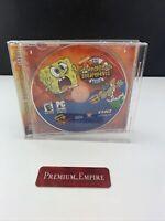 SpongeBob Squarepants The Movie Game  - PC CD ROM  - Nickelodeon / No Manual