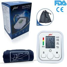 Automatic Upper Arm Blood Pressure Monitor Digital BP Cuff Machine Pulse Meter.
