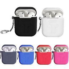 Silicone Gel Airpods Protettivo Caso Cover Custodia Per Apple Airpods Auricolari