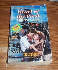 Heart of the West No. 420 by Suzanne Ellison (1990, Paperback)