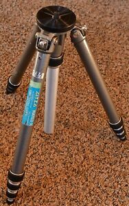Gitzo G-126 Compact Performance tripod for Travel WITH ALL the bells & whistles!