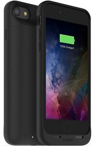New Mophie Juice Air Pack Battery Charging  Case iPhone 7/8/SE 2nd Gen (Black)