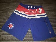G-III Sports Carl Banks Chicago Cubs Medium Active Swim Trunks Board Shorts NWT
