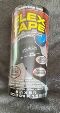 "Flex Tape 8"" x 5' Super Strong Rubber Waterproof Adhesive Sealant Patch Leaks"