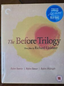 The Before Trilogy Director's Approved Three Blu Ray Special Edition