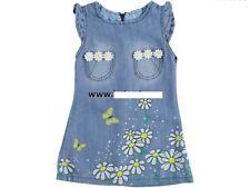Baby Mädchen Jeans Kleid  Gr. 86, 92, 98, 104
