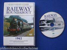 BBC TV  Railway Roundabout  1962   DVD   Ian Allan/BBC DVD  2006