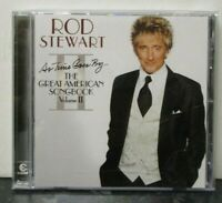 ROD STEWART ~ As Time Goes By / The Great American Songbook VOL II ~ CD ALBUM
