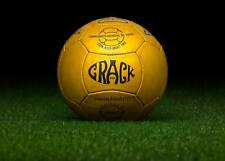 The official ball of the 1962 FIFA World Cup in Chile: CRACK