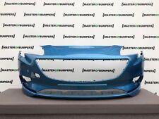 Vauxhall Corsa E OPC GSI Sport 2014-2018 parachoques delantero en Azul Genuino [Q236]