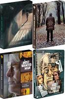 A Most Wanted Man - Blu-ray Steelbook / Full Slip, Lenticular, Quarter 1/4 Pick!