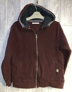 Boys Age 9 (8-9 Years) Next Hooded Zip Up Sweater Top