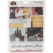 Simple Stories Journaling Cards - Snap Pack - Say Cheese 3 Sn@p!  Inc Diecuts